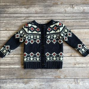 Carter's Wool Sweater size 2T